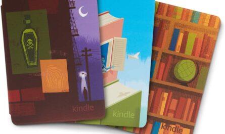Amazon lanza nuevas fundas Print Cover para el Kindle