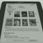 ¿Pronto un Ebook Kindle DX 2?