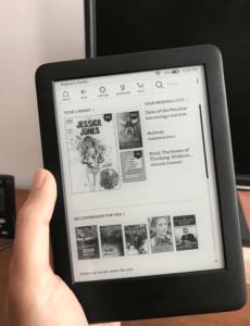 Amazon rebaja el precio del Kindle para competir con el Nia