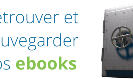 ¿Cómo guardar, transferir y encontrar sus libros electrónicos?