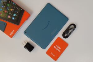 Video de unboxing de Amazon Fire HD 8