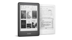 ¿Kindle simple o Kindle Paperwhite?