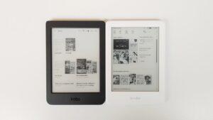 Kindle Basic vs Kobo Nia - ¿Cuál es mejor?