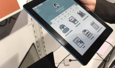 ¿Finalmente un Ebook con pantalla a color? (Lógica de plástico)