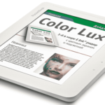 El primer Ebook en color asequible