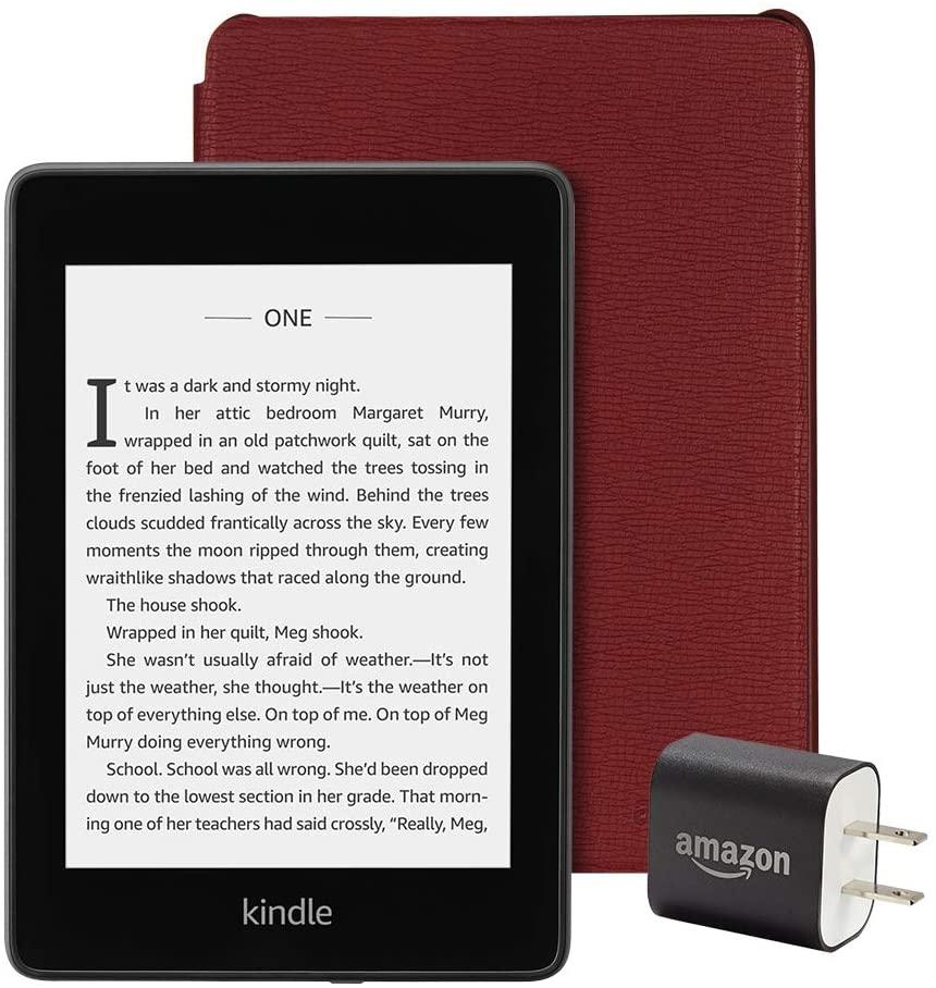 Amazon descuentos Kindle Essential Bundles