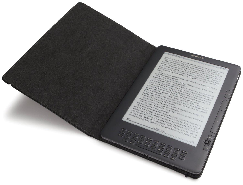 Amazon vende el Kindle DX en unas horas
