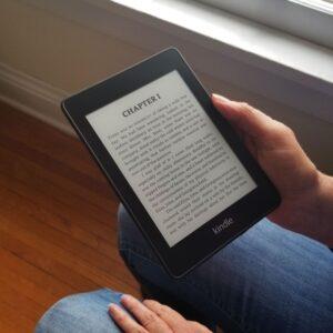 Amazon emite una nueva actualización para el Kindle Paperwhite 3