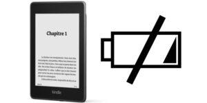 Batería descargada del Kindle: ¿cómo desbloquearla?