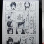 ¿Un Kobo Aura One para leer cómics?