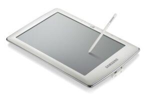 Lectores electrónicos y libros electrónicos: el increíble fracaso de Samsung
