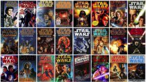 Se están escribiendo 4 libros de Star Wars (+ una actualización de los libros electrónicos disponibles)
