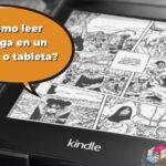 leer comics en ebook