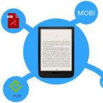 ¿Qué Ebook lee todos los formatos?