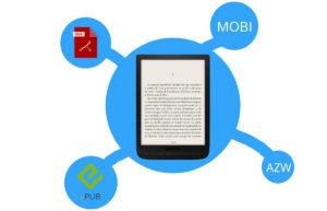 ¿Qué lector electrónico lee todos los formatos?