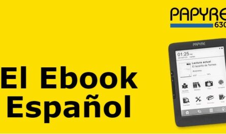 Papyre 630 el Ebook español