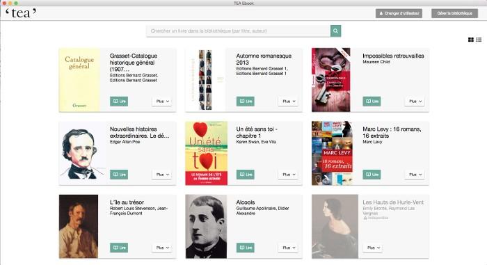 leer libros electrónicos en Mac, Windows y Linux