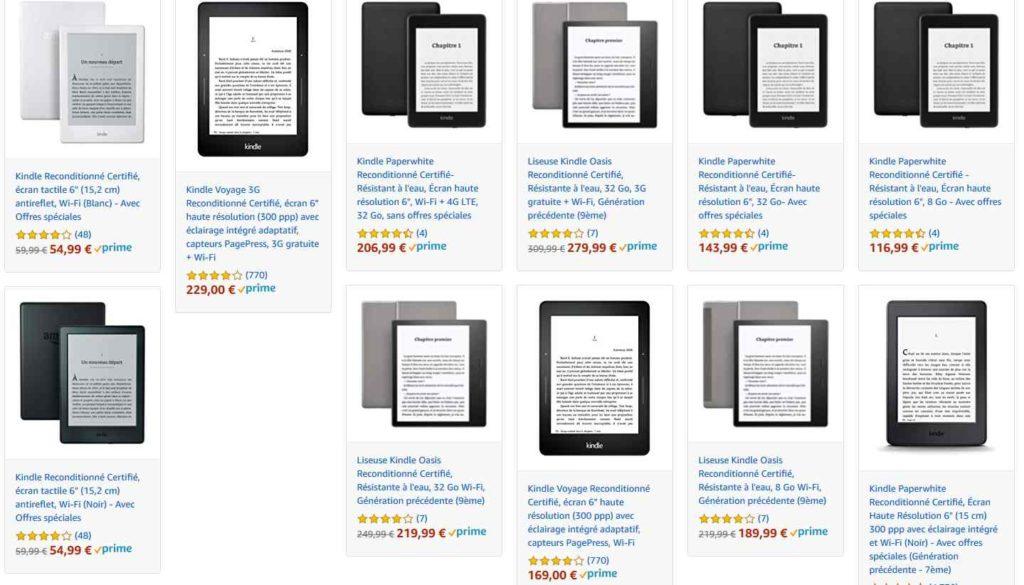 Comprar un ebook Kindle barato en 2021