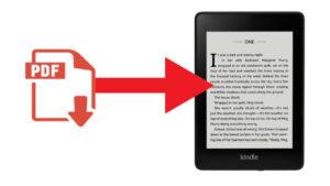 ¿Cómo leer PDF en Kindle?