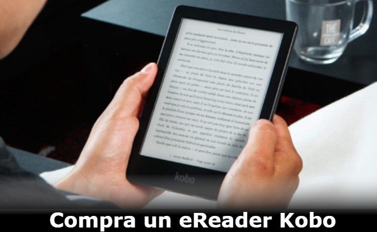 Compra un eReader Kobo barato