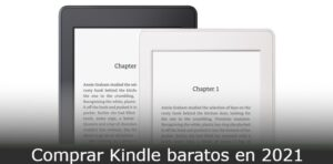 Comprar un ebook Kindle barato en 2021