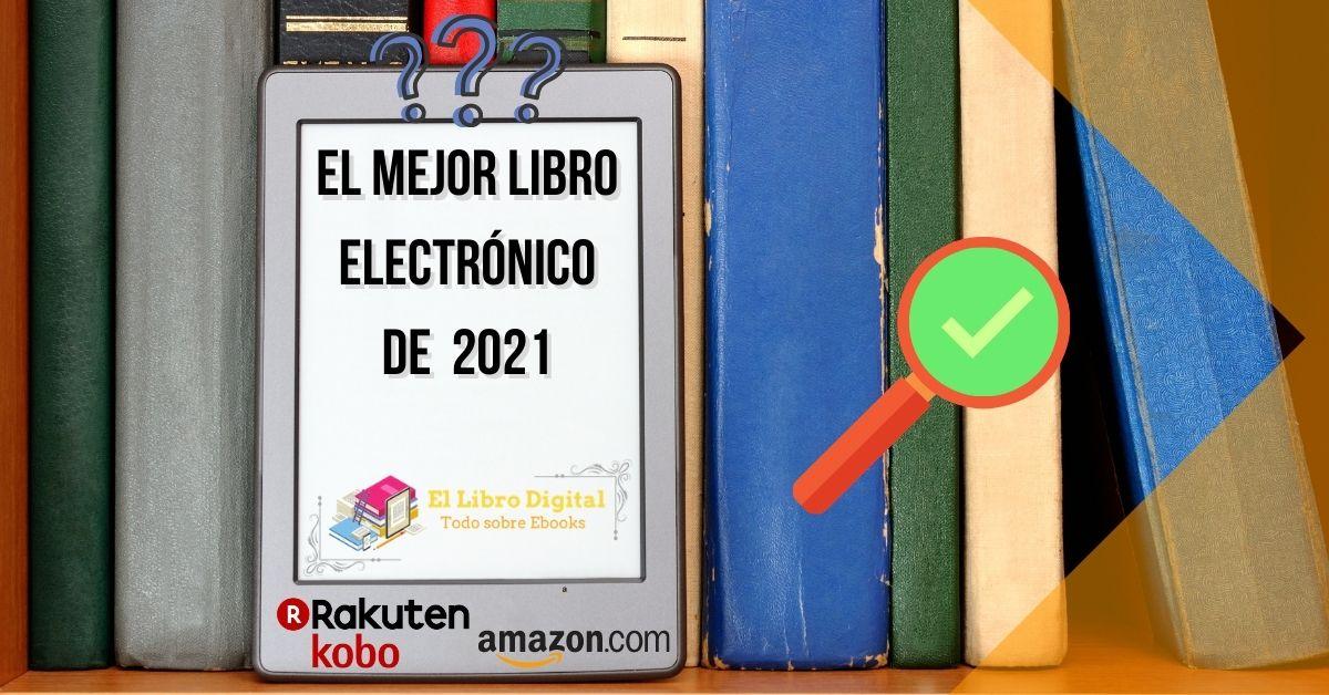 opiniones sobre el mejor ebook de 2021