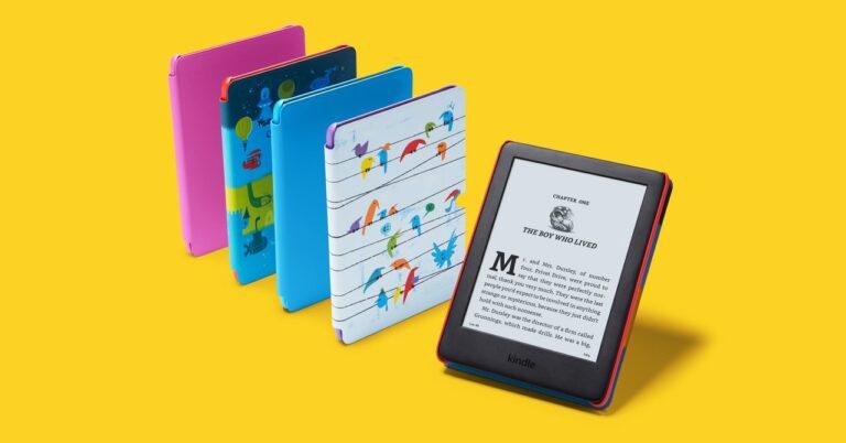 Revisión de Amazon Kindle para niños: probado por niños, aprobado por la madre