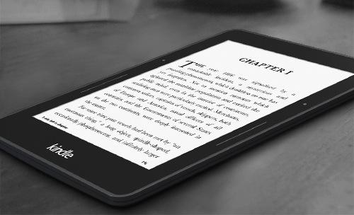 Ebook Kindle Voyage 2: para 2019