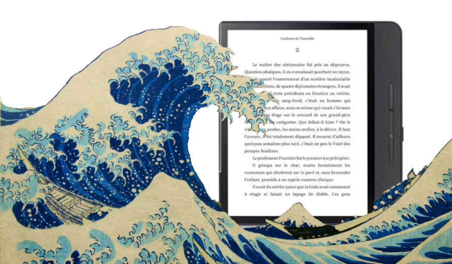 ¿Por qué un libro digital resistente al agua? ebooks acuáticos