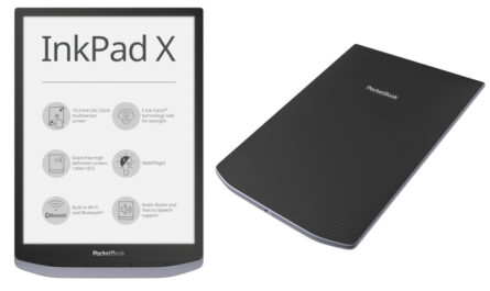 Ebook InkPad X con pantalla de 10,3 pulgadas: revisión rápida