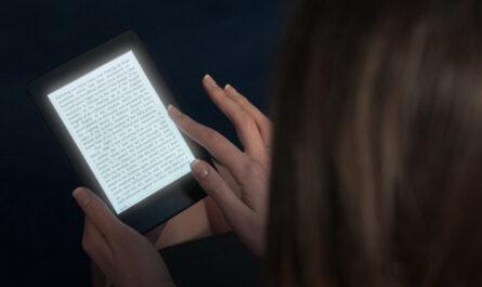 Ebooks y luz azul: ¿es un problema?