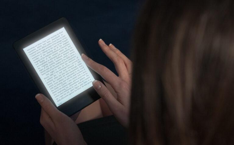 Luz de lectura y luz azul: ¿es un problema?