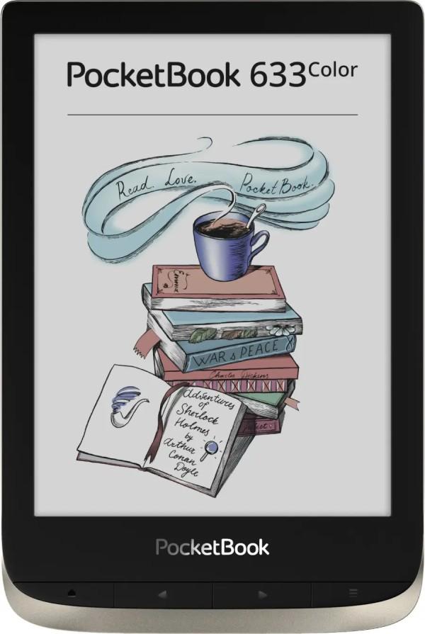 e-reader de bolsillo color 633 color