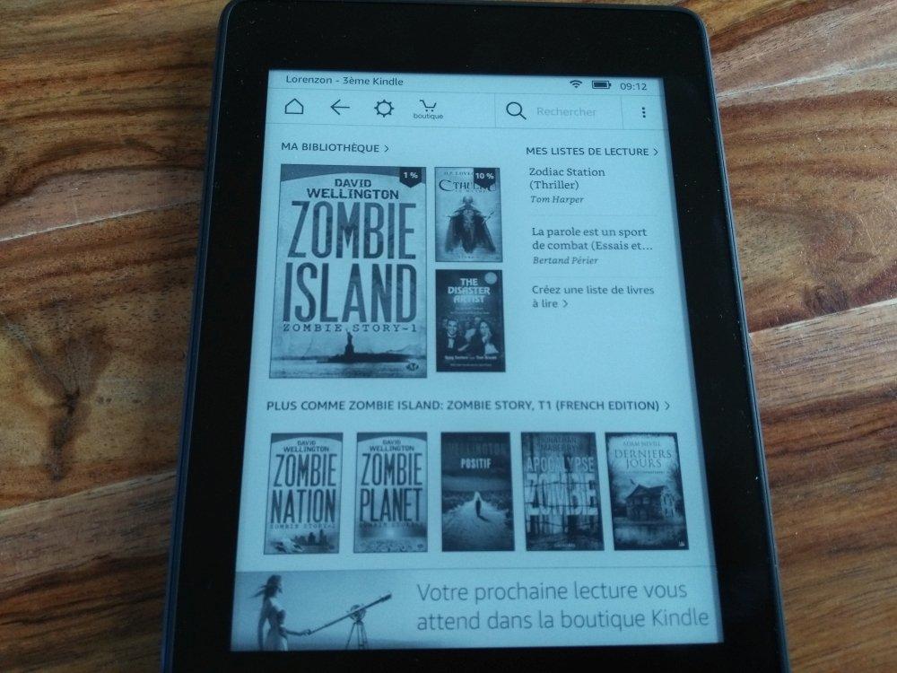 Ebook Kindle Paperwhite 2018