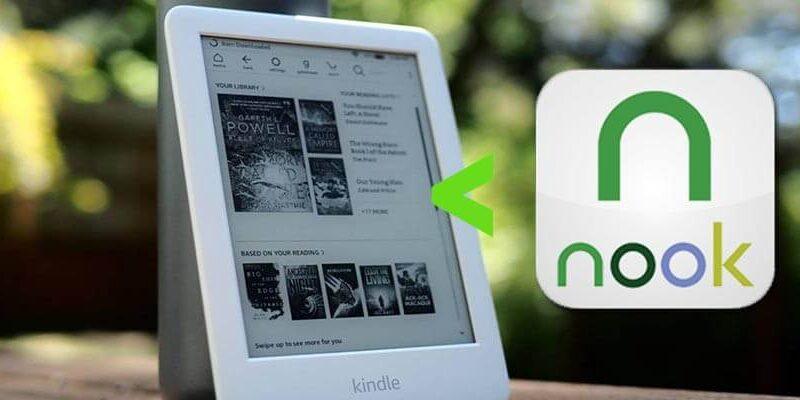 Cómo convertir libros NOOK para leer en lectores electrónicos Kindle