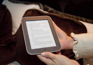 Cómo leer libros gratis en NOOK