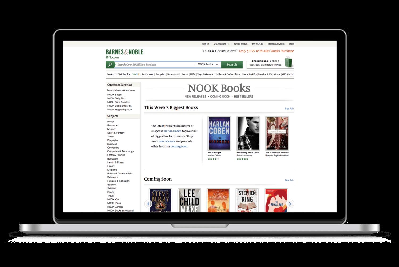 Leer sin límites: convertir Nook a PDF
