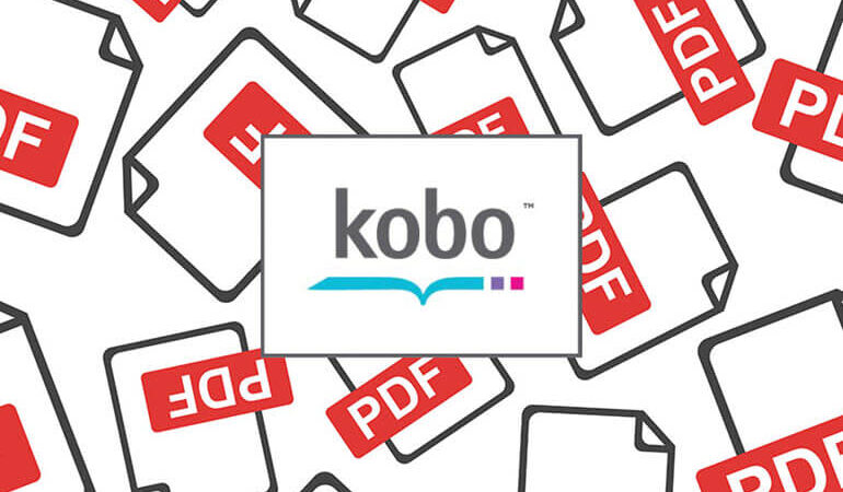 Cómo convertir libros electrónicos Kobo a PDF