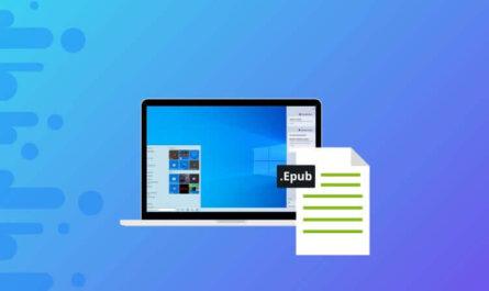 Lector EPUB para Windows: elija el mejor