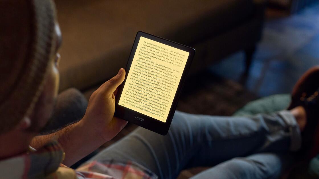 Nuevo Amazon Kindle Paperwhite: una pantalla más grande y USB-C